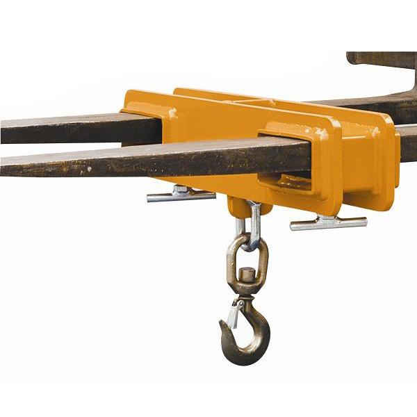 Forklift Lifting Attachments : Forklift hook mk series ttc lifting